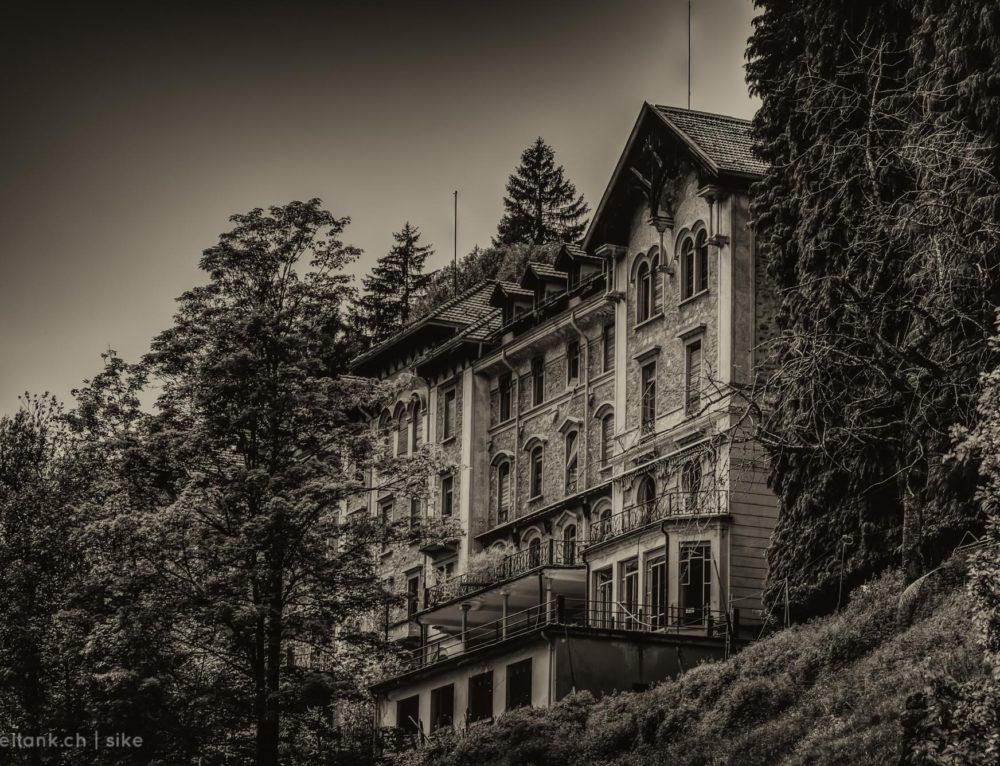Sanatorio del Gottardo [CH]